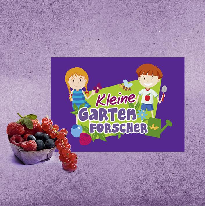 Logo Kleine Gartenforscher